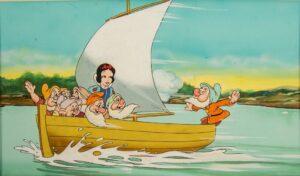 Seven dwarfs boat